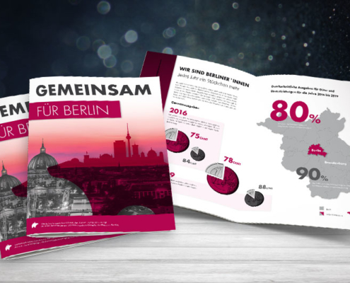 Die sechs landeseigenen Berliner Wohnungsbauunternehmen
